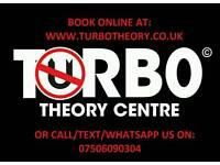 TURBO THEORY LESSONS