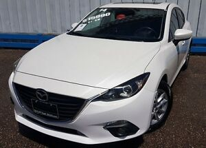 2014 Mazda MAZDA3 GS Hatchback *SUNROOF*