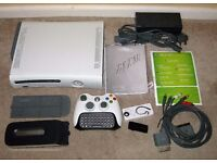 Xbox 360 Bundle - HDMI Jasper Version (Boxed) with 3 Controllers, Headset, Chatpad, 27 Games