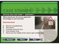 Driving Test Success Theory Test 3 in 1 DVD pack 2016 Edition plus free book £6