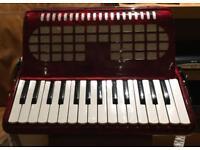 48 Bass Piano Accordion (Chamoon)