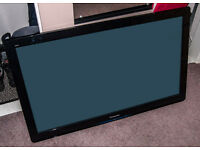 Panasonic TX-P42U30B Full HD 1080p Plasma TV.
