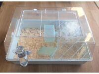 Ferplast Duna Plastic Hamster Cage (suitable for mice)