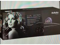 BABYLISS SECRET CURL BRAND NEW IN BOX.UN WANTED GIFT. IDEAL CHRISTMAS PRESENT