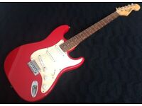 Session Pro Stratocaster electric guitar for sale