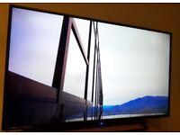 Technika 50inch 50G22B-FHD Full HD Slim LED TV with Freeview HD