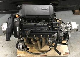 1.4 16V Engine & Gearbox VW AUDI SEAT SKODA