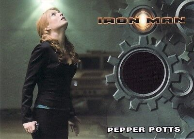 Rittenhouse Iron Man 1st Movie Gwyneth Paltrow as Pepper Potts Costume Card a](St Pepper Costume)