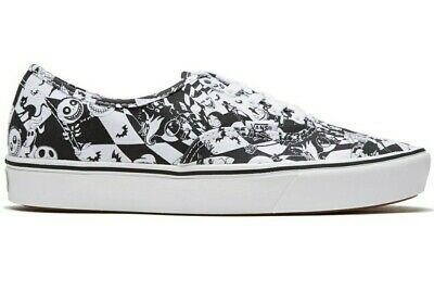 Vans x Nightmare Before Christmas Authentic Checker ComfyCush Mens 13 ()