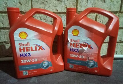 Shell Helix HX3 20W50 10 litres engine oil