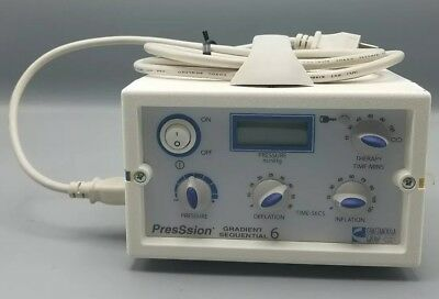 Chattanooga 4333 PresSsion Gradient 6 Chamber Sequential Compression Therapy