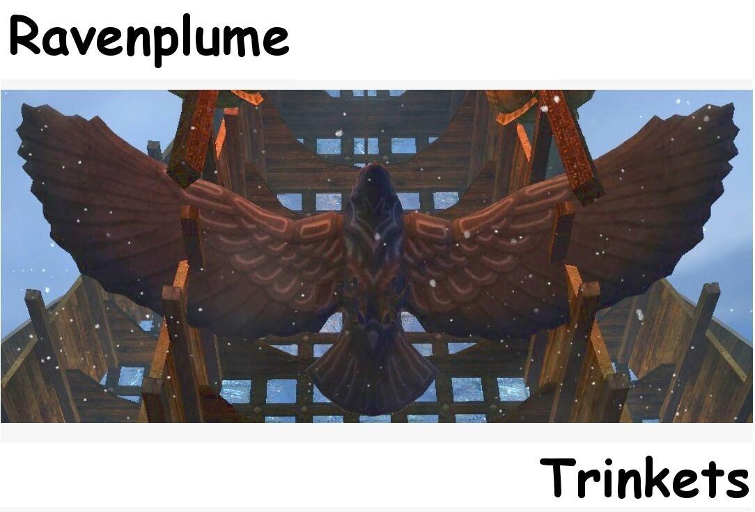 Ravenplume Trinkets