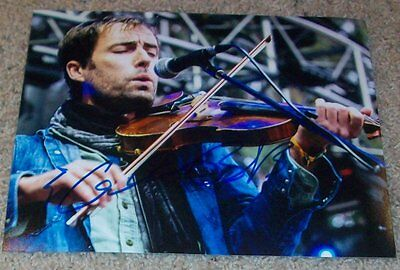 ANDREW BIRD SIGNED AUTOGRAPH BOWL OF FIRE 8x10 PHOTO G w/PROOF