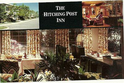 Best Western Hitching Post Inn Cheyenne Wy Postcard