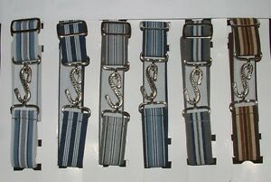 ADULTS-ELASTICATED-SNAKE-BELT-BELTS-STRIPES
