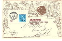 Barbados-1979-Sir-Rowland-Hill-First-Stamp-S-S-MNH-SC-494