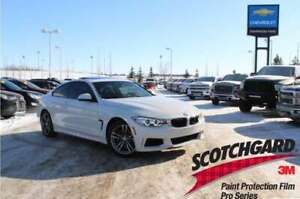 2014 BMW 4 Series 435i xDrive M-Sport| Sun| Heat Leath| Dual Aut