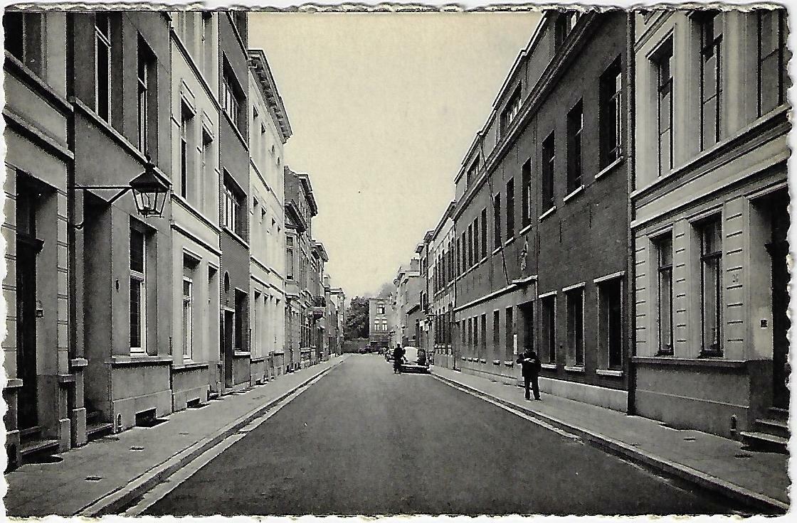 Antwerpen Anvers Van Trierstraat St Jozefschool