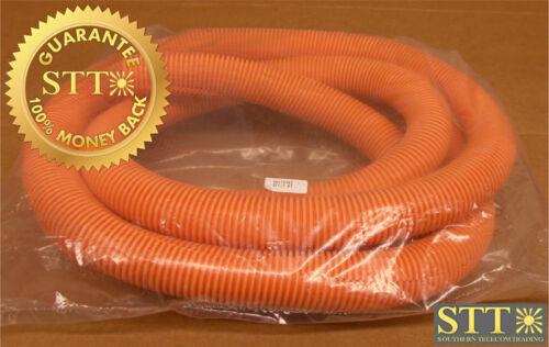 """R0118003 Nortel Orange 3 Meter Length Carlon 1 Risergard Split Innerduct 1"""" New"""