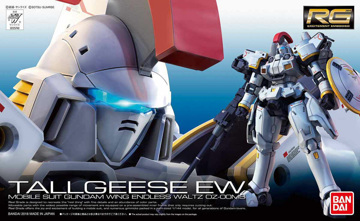18+ Gundam Wing Rg Review Pictures 18