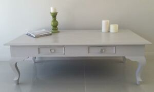 Antique Coffee table, Queen Anne legs, Coffee Table Lilli Pilli Sutherland Area Preview