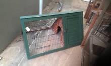 Guinea Pig Hutch Cornubia Logan Area Preview