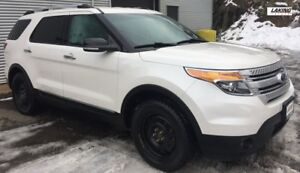 2015 Ford Explorer XLT 4WD 3rd ROW SEATING NAVIGATION Clean Car