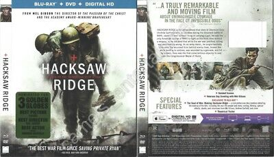 Hacksaw Ridge (SLIPCOVER ONLY for Blu-ray) for sale  Utica