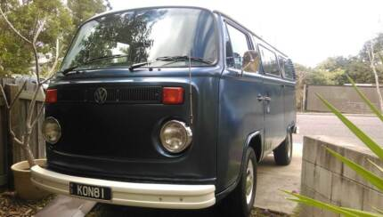 1975 VW Kombi 2ltr Kedron Brisbane North East Preview