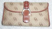 Dooney & Bourke Brown Wallet