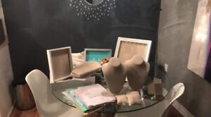 Stella and dot display and business items