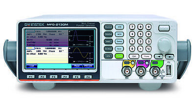 Gw Instek Mfg-2130m Arbitrary Function Generator 30mhz Afg Pulse Gen Modulation