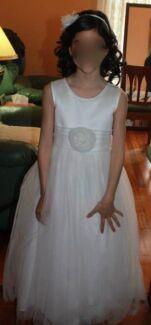 Flower Girl Dress - Size 6 - Princess Boutique
