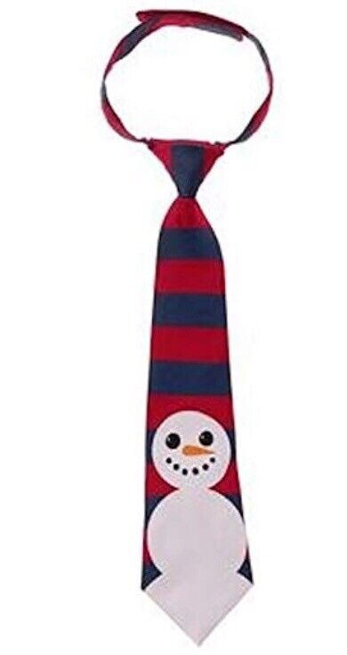 NWT CHRISTMAS Gymboree Snowman Tie Holiday Boys Size 2T-5T Free Shipping!