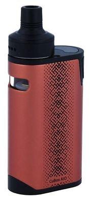 Innocigs CuBox AIO E-Zigaretten Dampfer Set - rot (Dampfer Set)