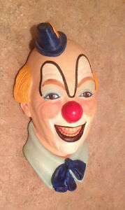 VINTAGE 1983 LEGEND PRODUCTS CHALKWARE CLOWN London Ontario image 1