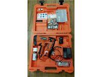 Paslode IM65A F16 63mm Angled Gas Brad Nailer 7.4V Li-Ion Ignition