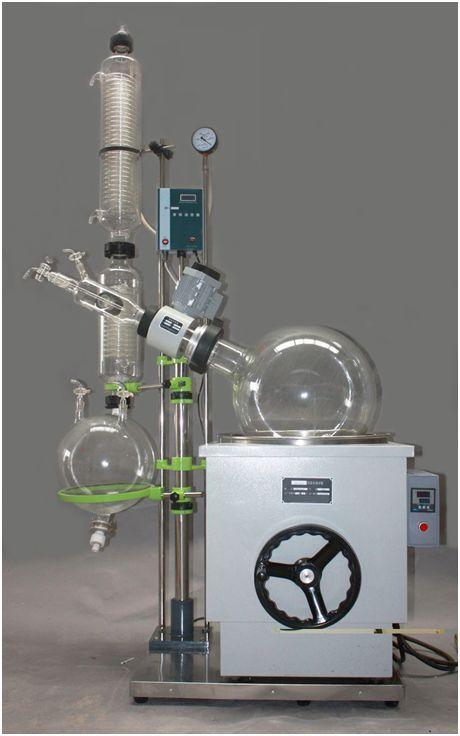 Rotary Evaporator 50 Liter evaportor 20 l condesning flask Huge!!