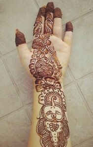 Freelance Threading and Henna (Mehndi) Artist. Enmore Marrickville Area Preview