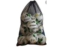 Wanted - job lot of footballs for a decent price