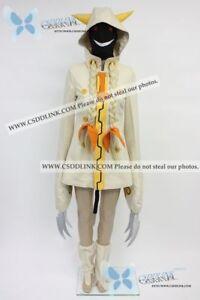 Blazblue Taokaka Cosplay costume with wig custom-made