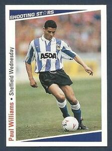 SHOOTING-STARS-1991-92-266-SHEFFIELD-WEDNESDAY-CHARLTON-ATHLETIC-PAUL-WILLIAMS