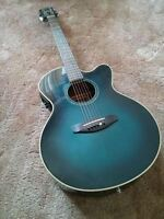 yamaha accoustic with pick up
