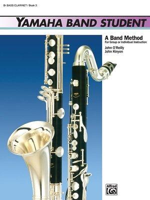 Woodwinds Bass Clarinet Book