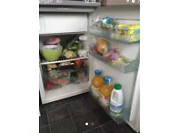 Under the counter refrigerator with ice compartment