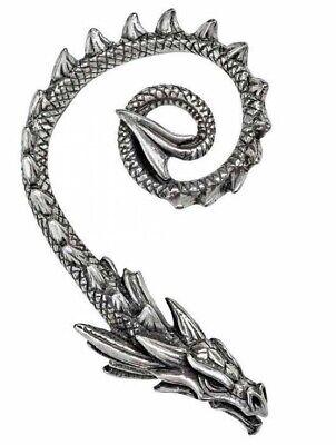 Alchemy England - Ostrogoth Dragon Right Ear Wrap Earring Gothic Punk Pagan Gift