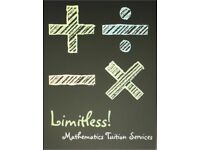 Limitless! Mathematics Tuition Services - Maths Tutor