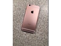New rose gold iPhone