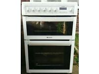 Hotpoint electric cooker can assisted