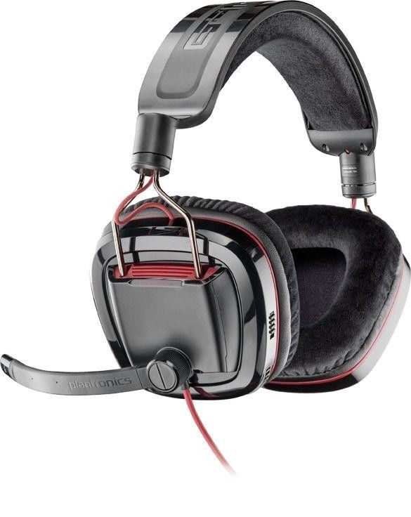 Plantronics GameCom Ear Pad Headset
